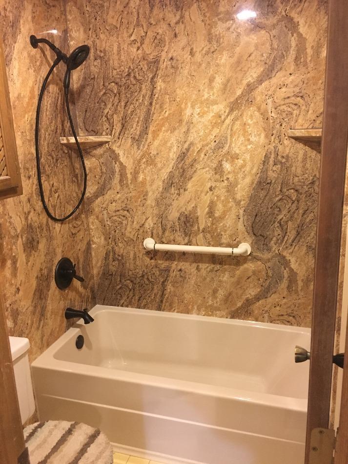 After Re-Bath  Tulsa, OK renovation