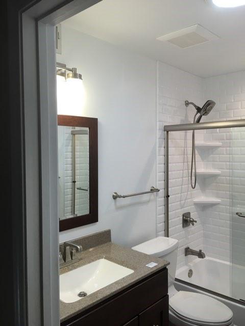 After Re-Bath  St. Louis, MO renovation