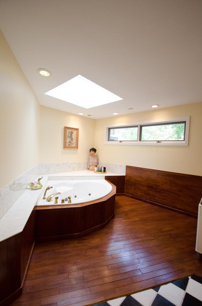 Antiquated Bathtub - Before