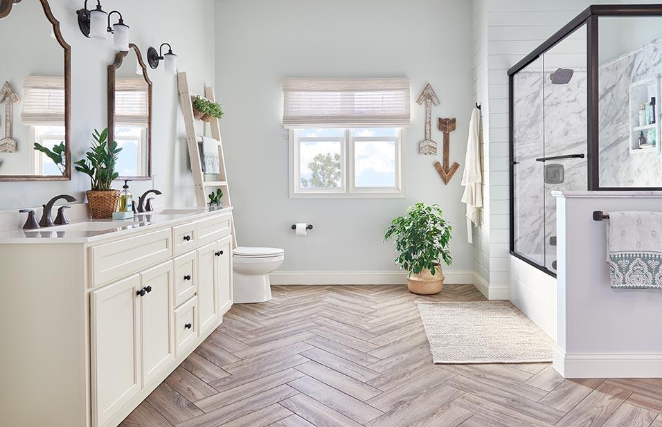 After Re-Bath  Houston, TX renovation