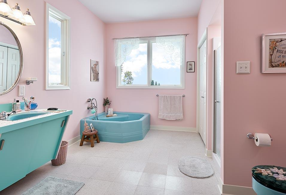 Before Re-Bath  Portland, OR renovation