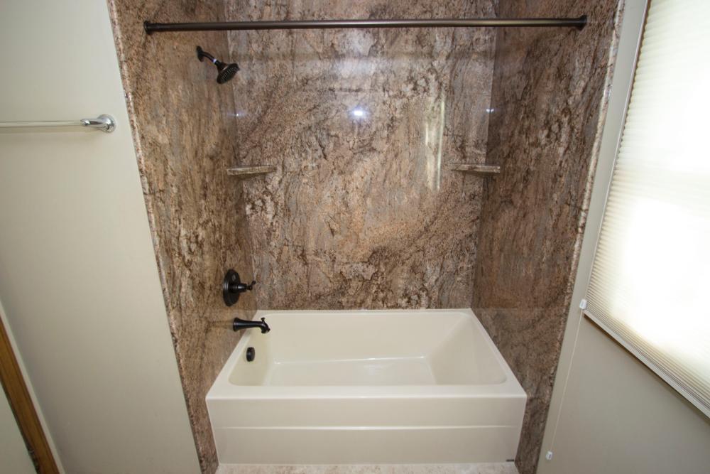 After Re-Bath  Grand Rapids, MI renovation