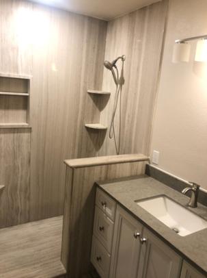 After Re-Bath  Spokane, WA renovation