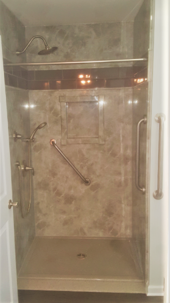 Shower replacement in Georgetown, GA
