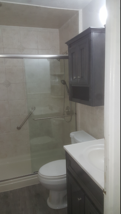 After Re-Bath  Dothan, AL renovation