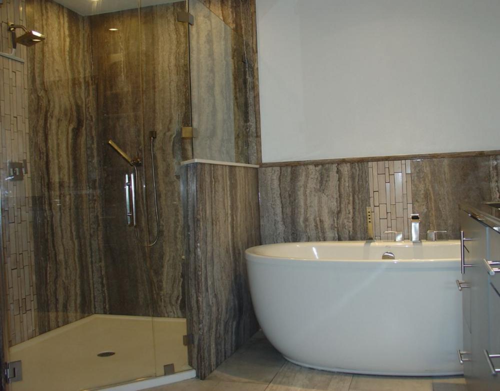 After Re-Bath  Dallas, TX renovation