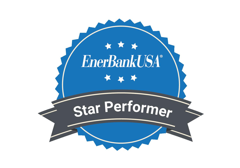 EnerBankUSA - Star Performer