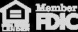 Equal Housing Lender Member FDIC